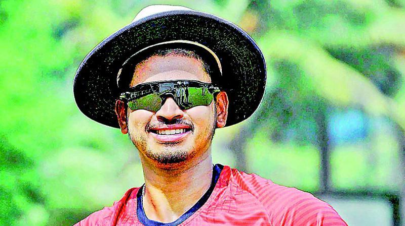 Mumbai Twenty20 team skipper Shreyas Iyer.