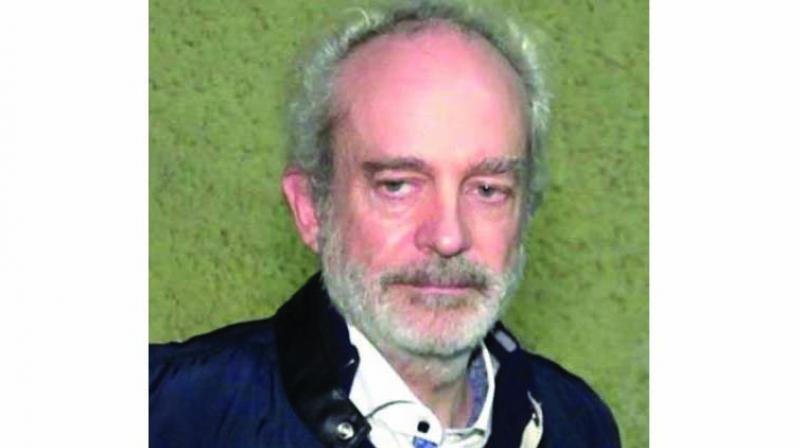 Christian Michel, the alleged middleman arrested in the AgustaWestland VVIP choppers deal case, is understood to have identified the initials