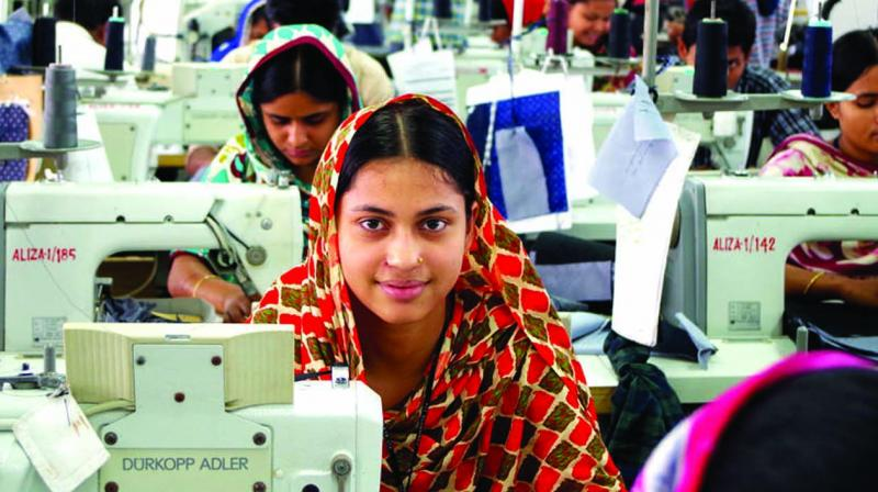 The move spells hope for the thousands working in the poorly regulated garment sector.