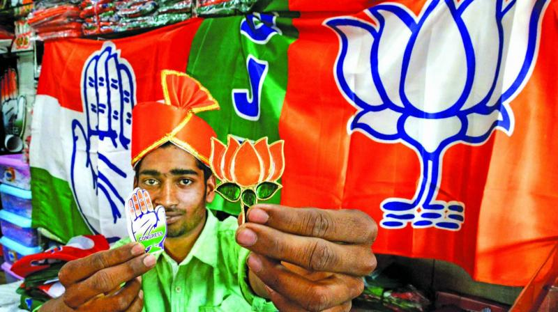 Not just BJD and Congress, the Bharatiya Janata Party (BJP) also has few examples of party leaders who are contesting along with members of their respective families. (Photo: File/ Representational Image)