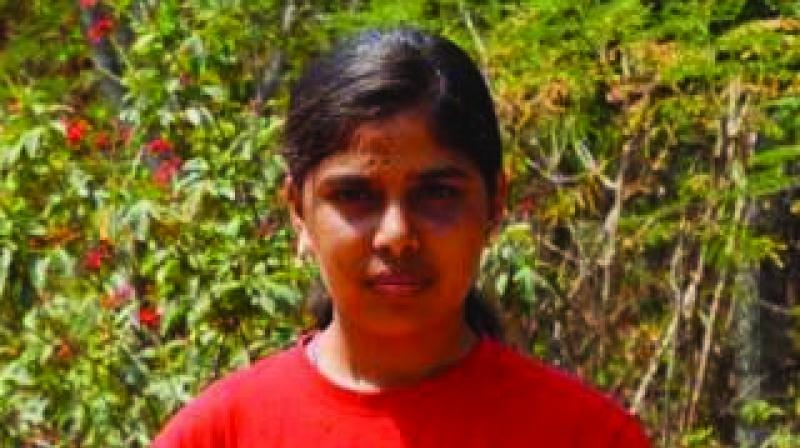 The girl from Bidar, who contracted the virus through perinatal transmission from mother, does not believe in letting the stigma influence her life.