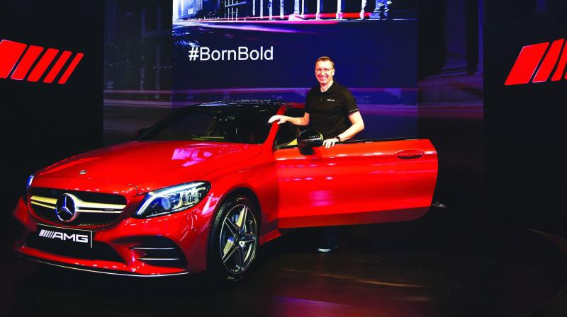 Priced at Rs 75 lakh at pan India showroom, the Mercedes-AMG C43 Coupe at present competes with its only rival the BMW M2 Competition costing Rs 79.90 lakh.
