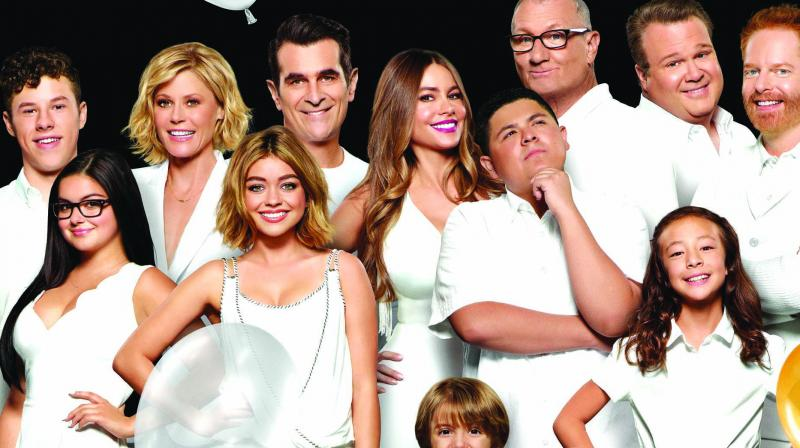 A still from Modern Family used for representational purpose only.