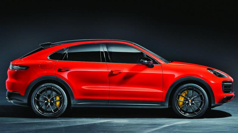 The new Porsche Cayenne Coupe is priced between $75,300 and $130,100 which translates to about Rs 51 lakh and Rs 89 lakh in the global market.