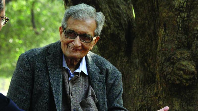 Amartya Sen, who is the author of Reason before Identity.
