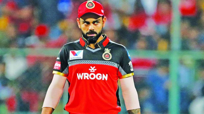 Despite stars like Kohli, AB de Villiers and Chris Gayle (for better part), RCB has not won the IPL since the event's inception. Kohli has led the team in seven of those seasons. (Photo: File)