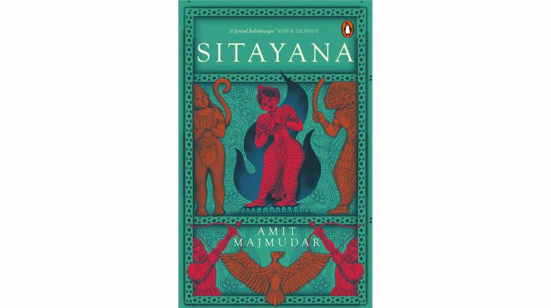 Sitayana by Amit Majmudar, Publishing House: Penguin, pp. 256, Rs 399.