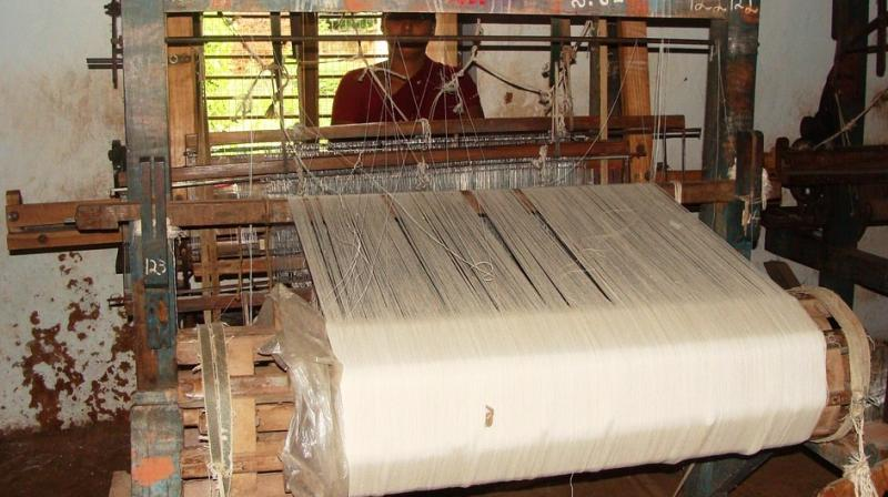 KVIC Chairman Vinai Kumar Saxena said the rise in Khadi fabric production from 4.23 per cent to 8.49 per cent could be possible due to Prime Minister Narendra Modi's clarion call to adopt Khadi. (Photo:Representational/Pixabay)