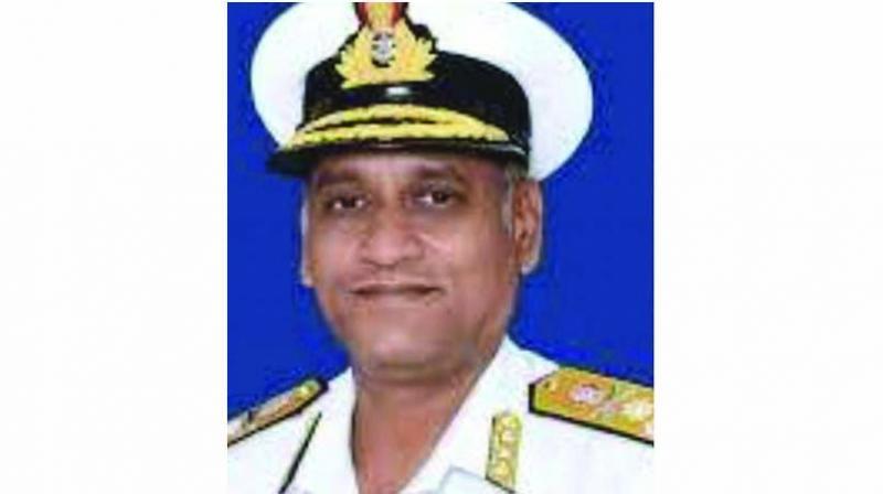 Vice-Admiral  Bimal Verma
