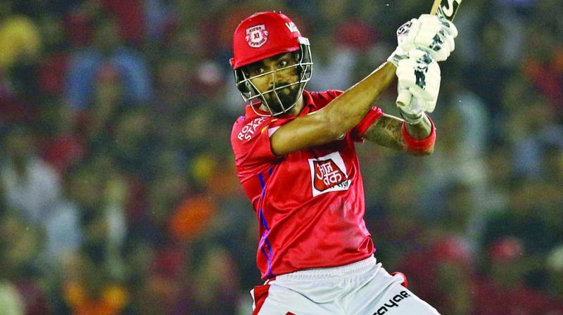 Opener KL Rahul steered Kings XI Punjab to a thrilling win. (Photo: AP)