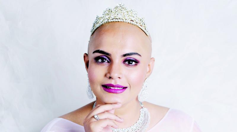 Akshaya, who hails from Chennai, is a fashion designer by profession.