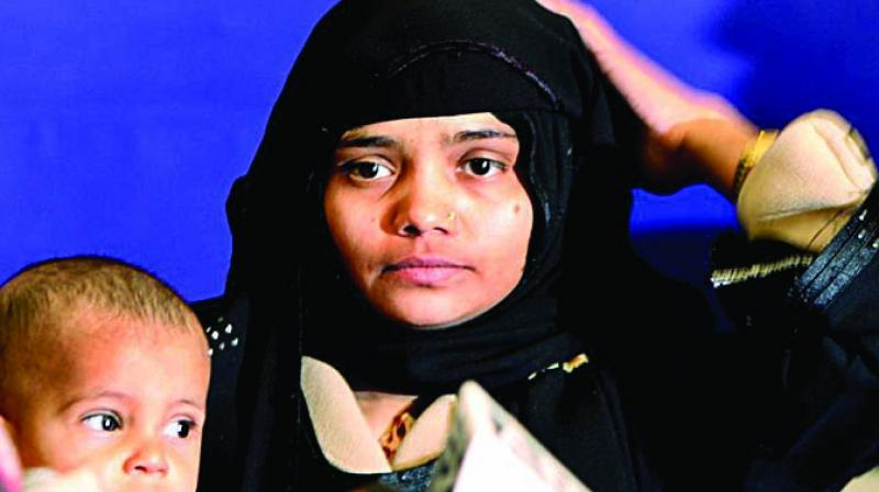 Earlier, the Supreme Court had directed the Gujarat government to give Rs 50 lakh as compensation, a job and accommodation to Bilkis Bano, who was gangraped during the 2002 riots in the state.