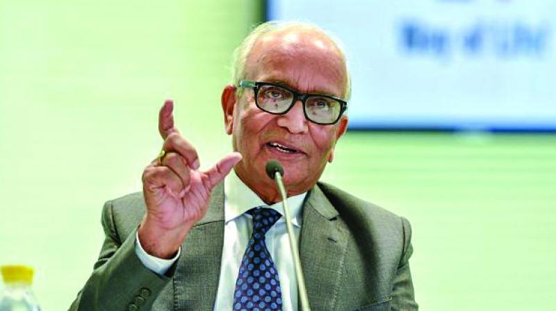 Manufacturing is barely limping at around 5 per cent and we need to lift it to 15 per cent, said chairman of Maruti Suzuki RC Bhargava. (Photo: File)