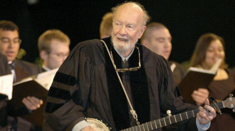 Pete Seeger (Photo: AP/File)
