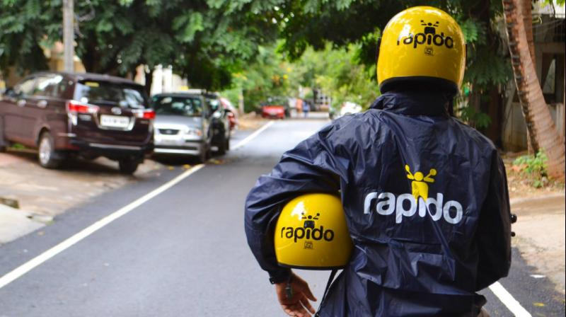 Rapido has introduced this facility to ensure that every voter is able to exercise his or her 'Right to Vote', the firm added. (Photo: Facebook/RapidoBikeApp)