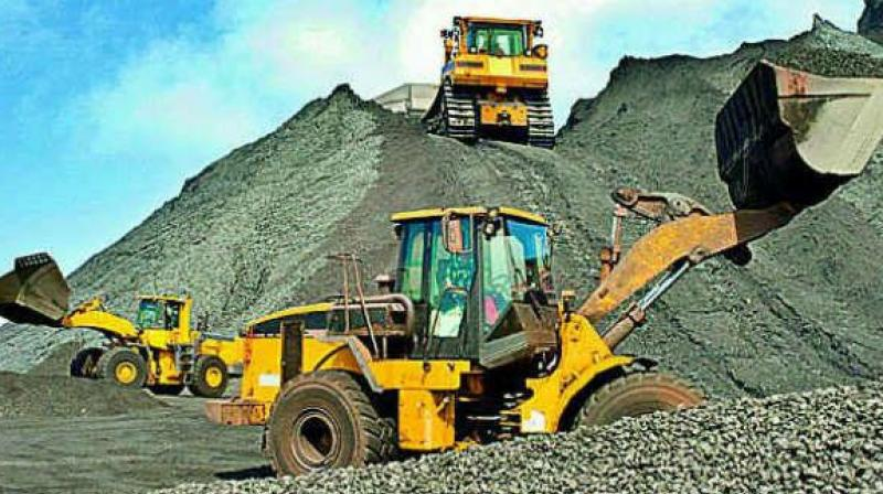 The development comes soon after the Centre's Mines Tribunal kept in abeyance the cancellation of mining lease of the block by the state government extended to NMDC Ltd. (Photo: Representational)
