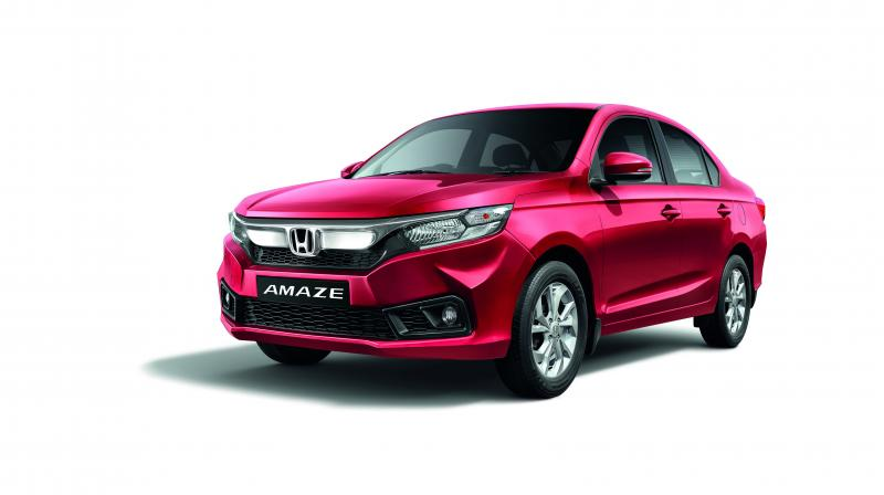 Unlike the first-gen, which was built built-to-a-cost Brio platform, the second-gen Amaze gets an all-new platform.