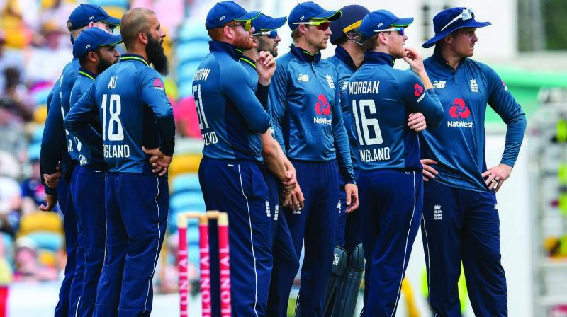 England are being fancied by critics and fans alike and Team India are thought of as  their biggest threat.