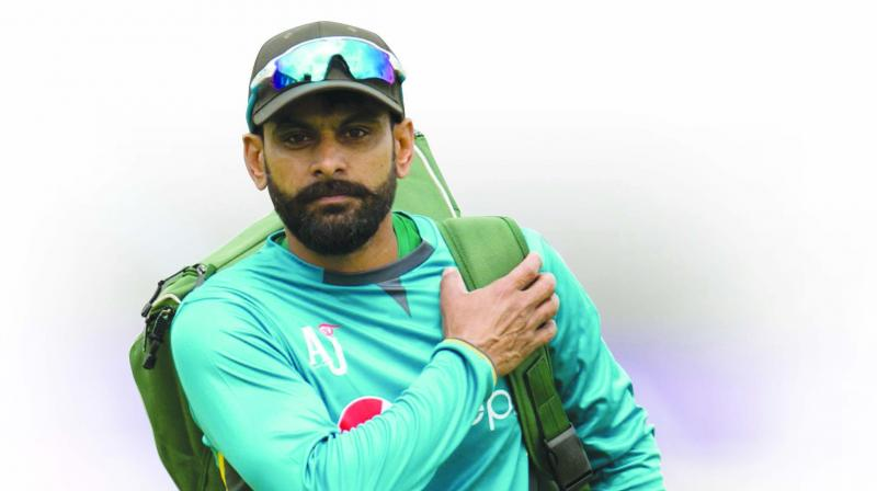 Mohammad Hafeez, who is in the Qalanders outfit, made it clear that if any Pakistani goes to play in the league then he will also go. (Photo: AFP)