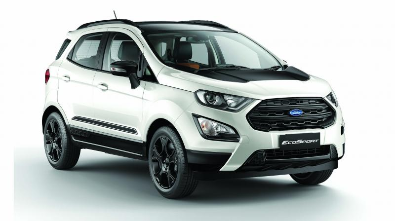 Ford says the estimated number of cars recalled could go upto 50,000.