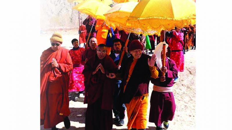 The uniqueness of Ladakh and the entire Himalayan region have never failed to surprise one.