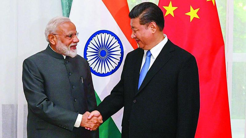 In April last year, Modi and Xi Jinping had held multiple meetings in the central Chinese city of Wuhan. (Photo: PTI | File)