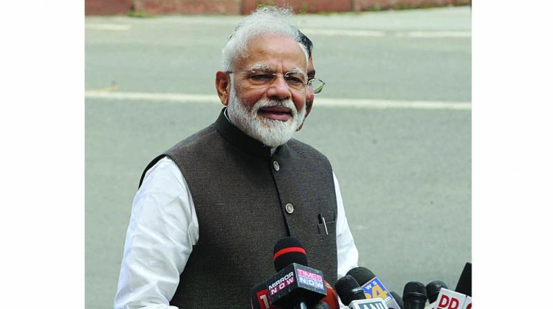 Prime Minister Narendra Modi (Photo: SONDEEP SHANKAR)
