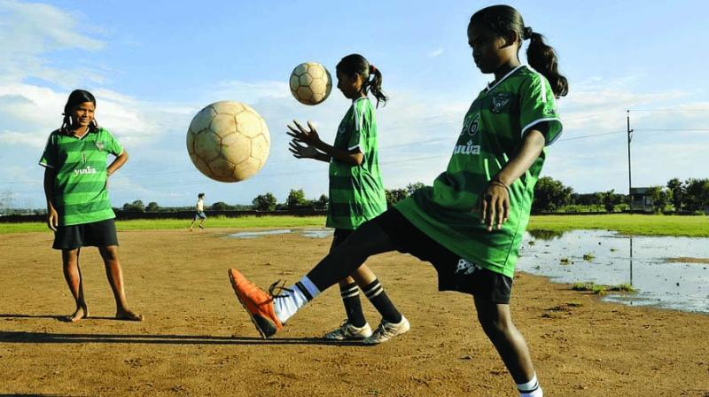 The academy will be constructed as per the standards set by Federation Internationale de Football Association (FIFA).