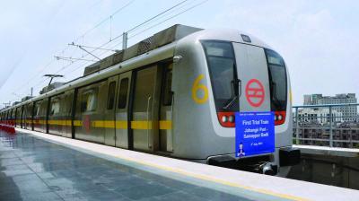 Delhi Metro's Najafgarh-Dhansa Bus Stand corridor to open on Sep 18