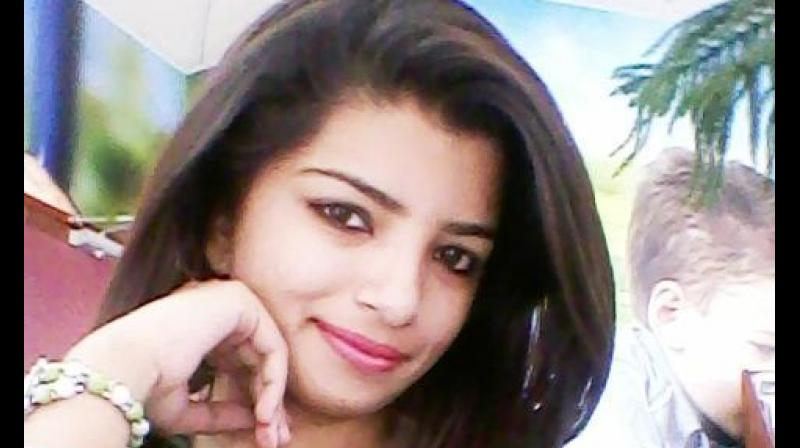 Zeenat Shahzadi, a 26-year-old reporter of Daily Nai Khaber and Metro News TV channel, went missing on August 19, 2015, when some unidentified men allegedly kidnapped her while she was en route to her office.(Photo: Twitter)