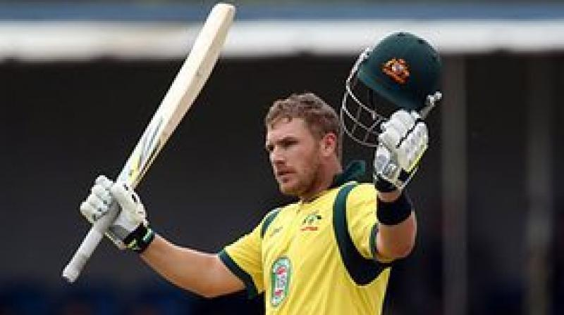 Aaron Finch (Photo: File)
