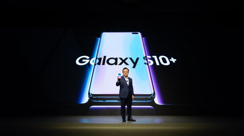 Samsung CEO DJ Koh said that the company has led the smartphone market for the past 10 years and will continue to do so for the next 10 years.