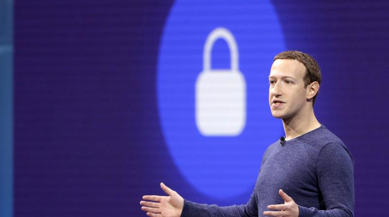 In the audio, Zuckerberg said breaking up big tech companies would make election interference 'more likely because now the companies can't coordinate and work together.' (Photo: File)