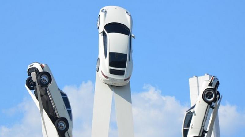 Based on similar autonomous technology, Nanduri expects autonomous air traffic to solve the three-dimensional challenge of ground traffic.  (Photo: ANI)