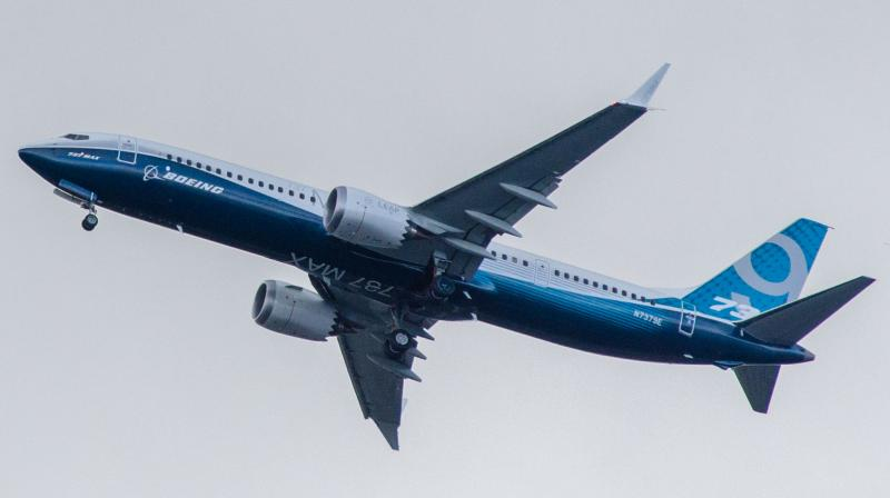 In the coming weeks, the software enhancement will be deployed across the 737 Max fleet. (Photo: Tech Central)