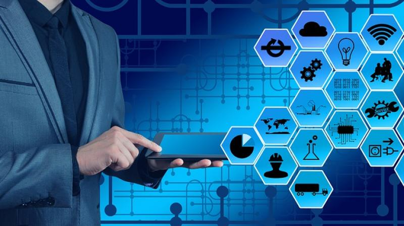 These international platforms bridge the gap between sellers and customers. (Photo: Pixabay)