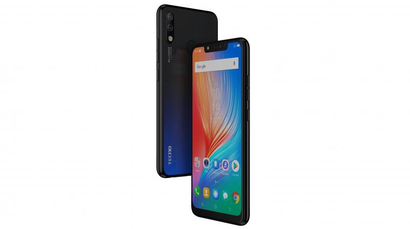 Tecno Camon iSky 3 launched with Andoid 9 0 Pie