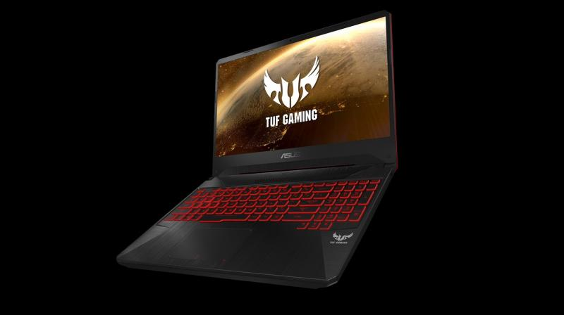 To further conserve power and extend battery life, the TUF Gaming Laptops utilize Vega-based integrated graphics allowing APU to power the laptop on its own