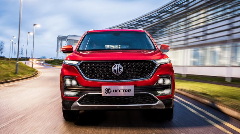 Launched on June 27 this year, the MG HECTOR has received more than 36,000 bookings so far.