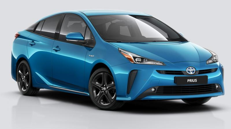 Toyota vehicles account for more than 80 percent of the hybrid vehicle market.