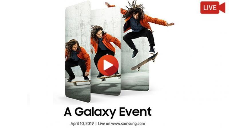 A Galaxy Event!