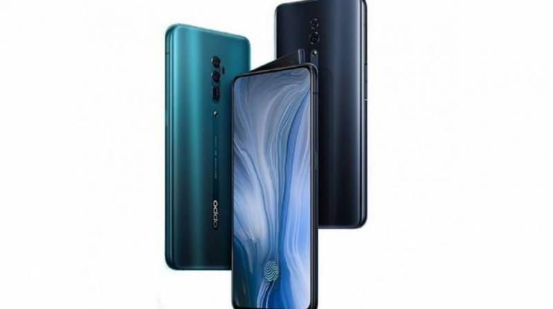 The OPPO Reno 10x Zoom comes with a 6.6-inch FHD+ AMOLED notchless display that boasts a 93.1 per cent screen-to-body ratio.