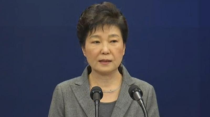 South Korea President Park Geun-hye. (Photo: AP)