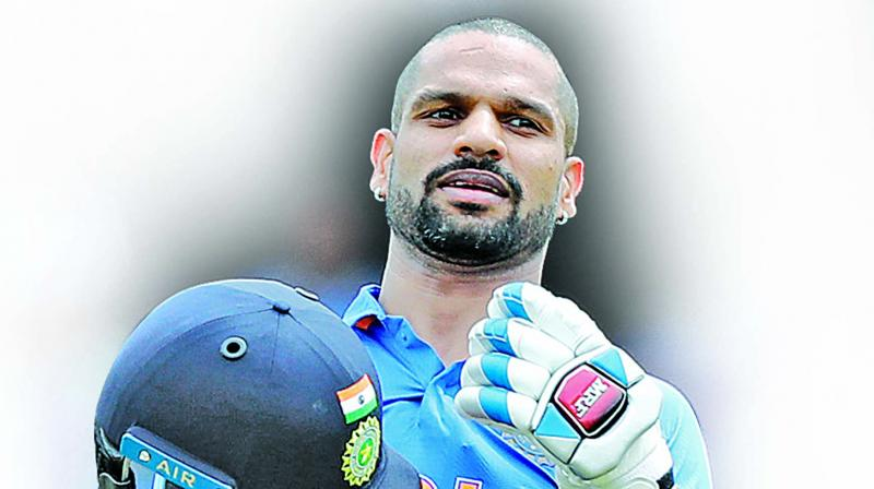 Besides Dhawan, Yuvraj has also nominated Brian Lara, Chris Gayle and Sachin Tendulkar to take up the challenge. (Photo: File)