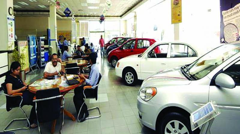 The automakers sold a total of 3,01,238 units in May 2018, the latest data from the Society of Indian Automo-bile Manufacturers, or Siam, said on Tuesday.