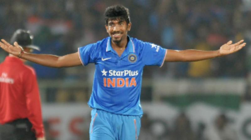 Jasaprit Bumrah managed to take four wickets in the five matches he played in the ICC Champions Trophy. (Photo: AFP)