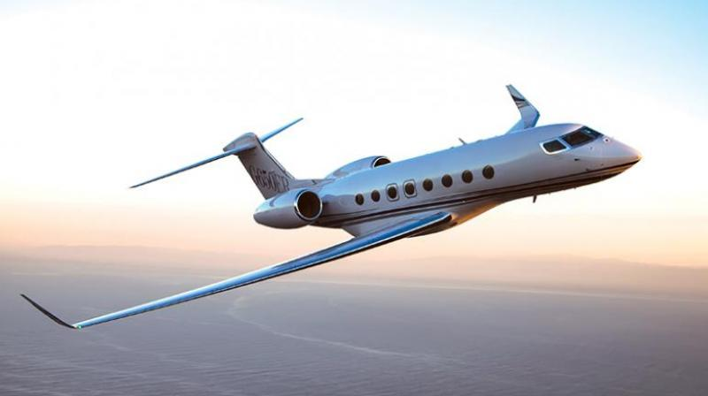 Asia's super-wealthy are increasingly opting for second-hand private jets rather than buying new ones.