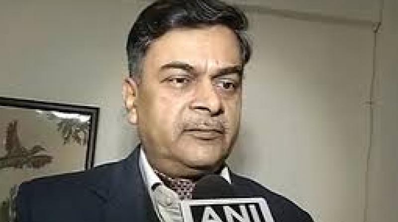 Union Power Minister R K Singh. (Photo: File)