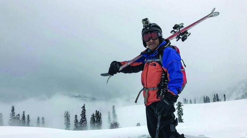 Coming from a family of mountaineers, even at 50 Akshay feels there are still many more adventures to be explored.