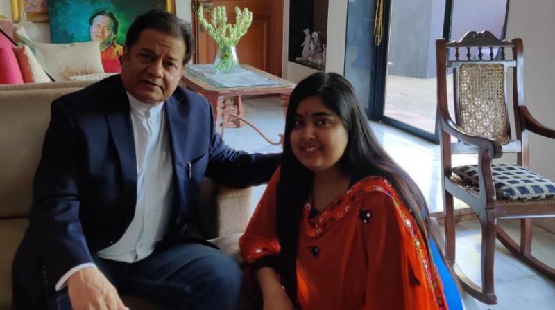 Anup Jalota and Priya Mallick